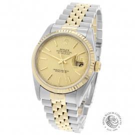 RO22102S Rolex Datejust 36 Back