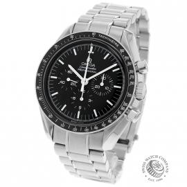OM21521S Omega Speedmaster Professional Moonwatch Back