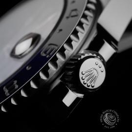 RO22681S Rolex GMT Master II 'Batman' Close7 1