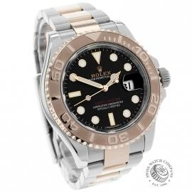 RO21675S Rolex Yachtmaster Dial