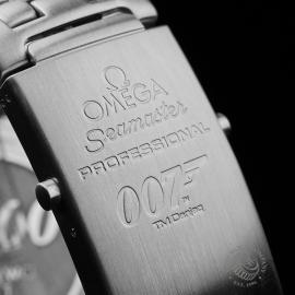 OM21529S Omega Seamaster James Bond 007 Limited Edition Close9