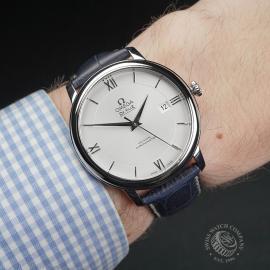 OM22215S Omega De Ville Prestige Co-Axial Wrist