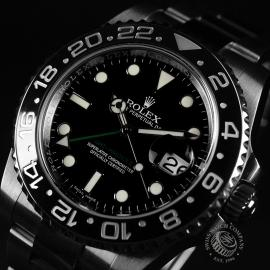1866P Rolex GMT Master II Close3 1