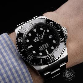 RO22283S Rolex Sea Dweller DEEPSEA Wrist