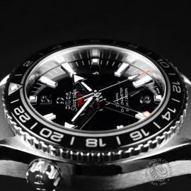OM21785S Omega Seamaster Planet Ocean Co-Axial GMT Close6 1
