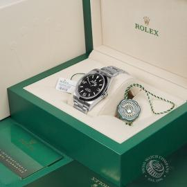 RO22447S Rolex Explorer 39 Unworn Box
