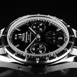 OM22263S Omega Speedmaster Co-Axial 38 Close6
