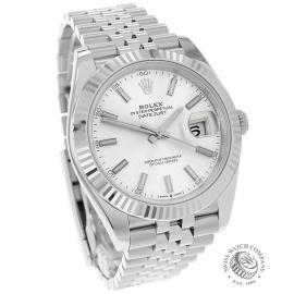 RO22716S Rolex Datejust 41 Dial