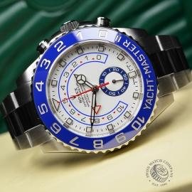 RO21325S Rolex Yachtmaster II Close10