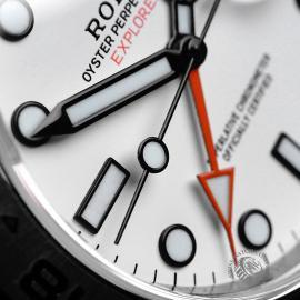 RO21745S Rolex Explorer II Orange Hand Close5