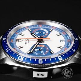 TU21754S Tudor Heritage Chrono Blue Close6 1