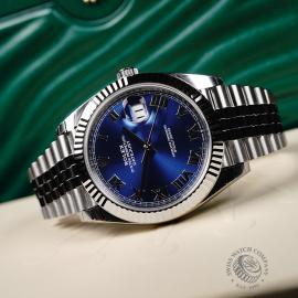 RO22025S Rolex Datejust 41 Unworn Close10