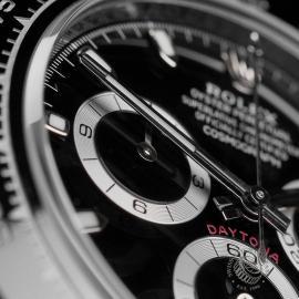 RO22397S Rolex Cosmograph Daytona Cerachrom Bezel Close5
