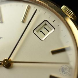 OM19632S Omega Vintage 9ct Gents Dress Watch Close7