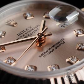 RO22737S Rolex Ladies Datejust Close7