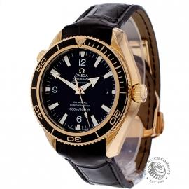 Omega Seamaster Planet Ocean 600m 18ct Rose Gold