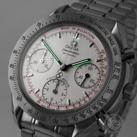 OM21300S Omega Speedmaster Reduced Limited Edition Torino Olympics Close1