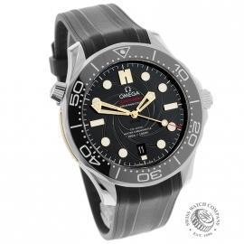 PK21683S Omega Seamaster James Bond Limited Edition Dial