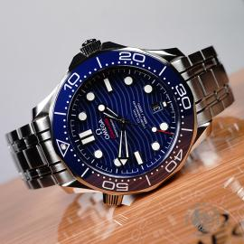 OM21801S Omega Seamaster Professional 300M Close10