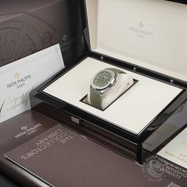 PK22579S Patek Philippe Aquanaut 18ct White Gold Box