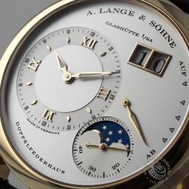 AL20144S A. Lange and Sohne Lange 1 Moonphase Close1