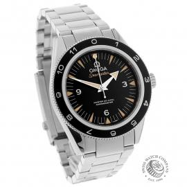 OM22653S Omega Seamaster 300 Master Co Axial SPECTRE Limited Edition Dial