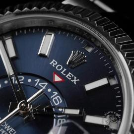 RO22358S Rolex Sky Dweller  Close3
