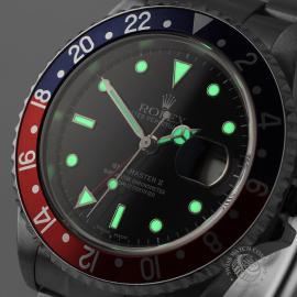 RO21780S Rolex GMT-Master II Close1