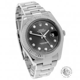 RO22644S Rolex Datejust II Dial