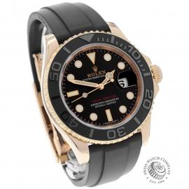 RO22598S Rolex Yachtmaster Everose Gold Dial