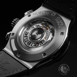 HU22600S Hublot Classic Fusion Titanium Chronograph Close2
