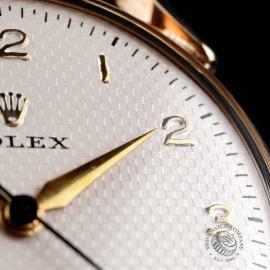 RO-800F Rolex Vintage 9ct Close 5