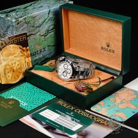RO22022S Rolex Cosmograph Daytona 'Zenith' Box