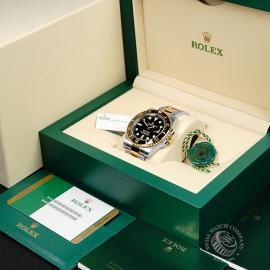 RO1941P Rolex Submariner Date Unworn Box