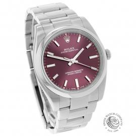 RO22071S Rolex Oyster Perpetual 34 Dial