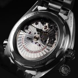 OM21393S Omega Planet Ocean Co-Axial Master Chronometer Close9