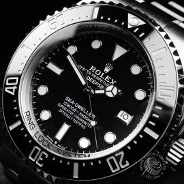RO21847S Rolex Sea Dweller DEEPSEA Close2