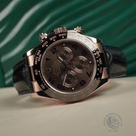 RO22335S Rolex Daytona Everose Ceramic Close10
