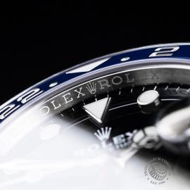 RO21783S Rolex GMT Master II BLRO Close5