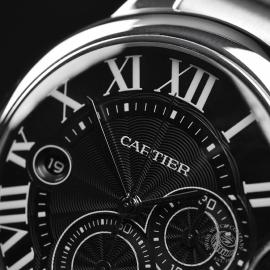 CA20853S Cartier Ballon Bleu Chronograph Extra Large Size Close4
