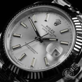 RO22357S Rolex Datejust 41 Unworn Close2 1