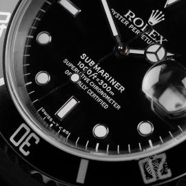 RO22642S Rolex Submariner Date Close4 1