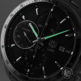 TA19959S Tag Heuer Link Calibre 16 Chrono Close1