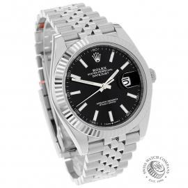 RO21961S Rolex Datejust 41 Unworn Dial