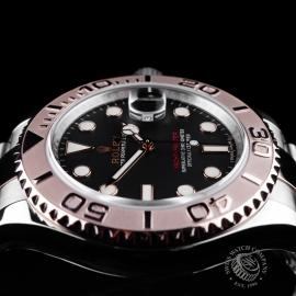 RO21675S Rolex Yachtmaster Close6