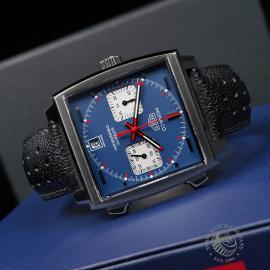 TA22749S Tag Heuer Monaco Calibre 11 Close1