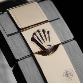 RO22464S Rolex Explorer 36 Bi-Metal Close 10