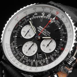 BR22725S Breitling Navitimer B01 Chronograph 46 Close2