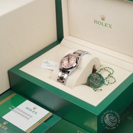 RO22560S Rolex Ladies Datejust Midsize Box