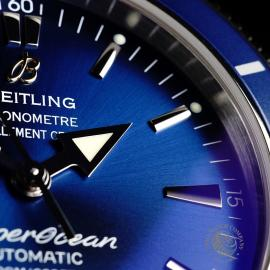 BR21831S Breitling SuperOcean Heritage 46 Close 5 3